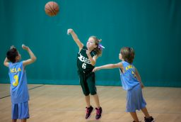 How to Photograph Kids Sports