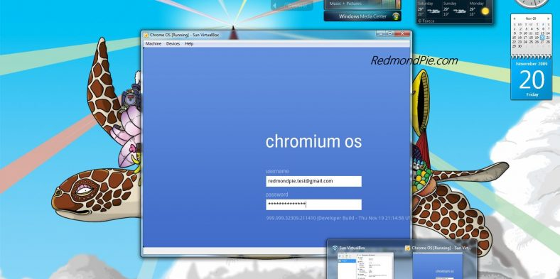 Installing the Chrome Operating System