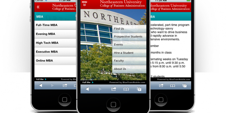 What Goes Behind Designing a Mobile Website