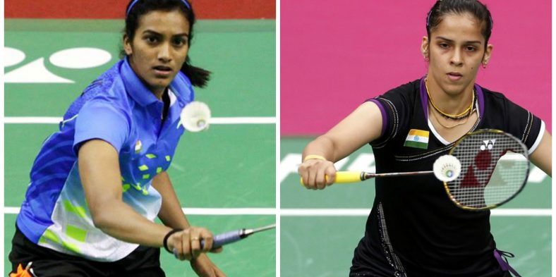 Sindhu, Saina, Srikanth felicitated by way of Sports Minister