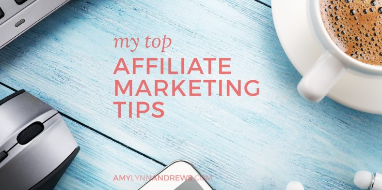 Easy Blogging Tips for Affiliate Marketers