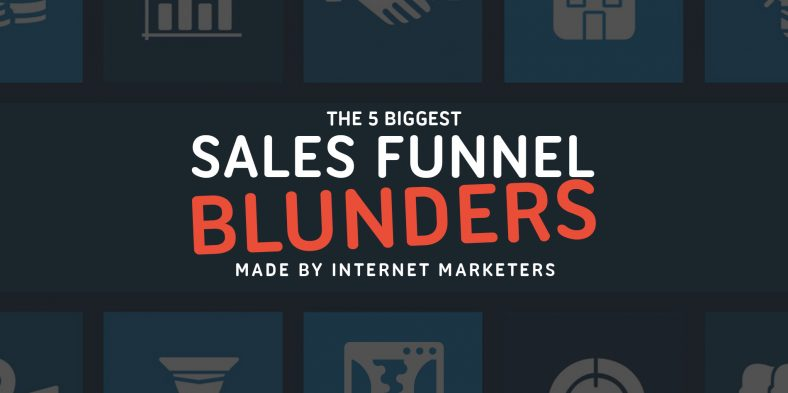6 Common Mistakes of Internet Marketers