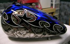 How To Make A Beautiful Candy Paint Job
