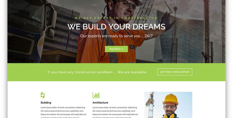 Professional Templates For WordPress