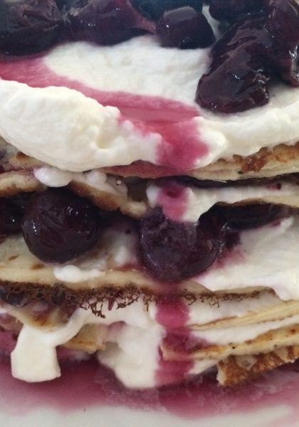Two Secrets to Making an Old-Fashioned Fruit Stack Cake
