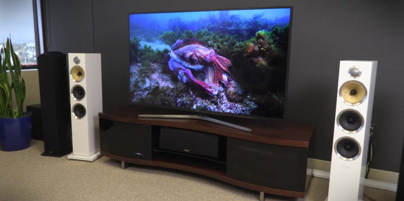 LED TV Review of a Samsung HDTV