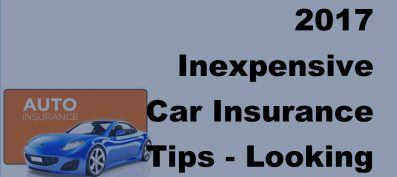Some Tips On Doing Automobile Insurance Comparisons
