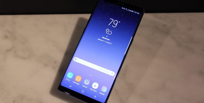 Samsung Galaxy Note eight shipment likely to begin on September 25 in India