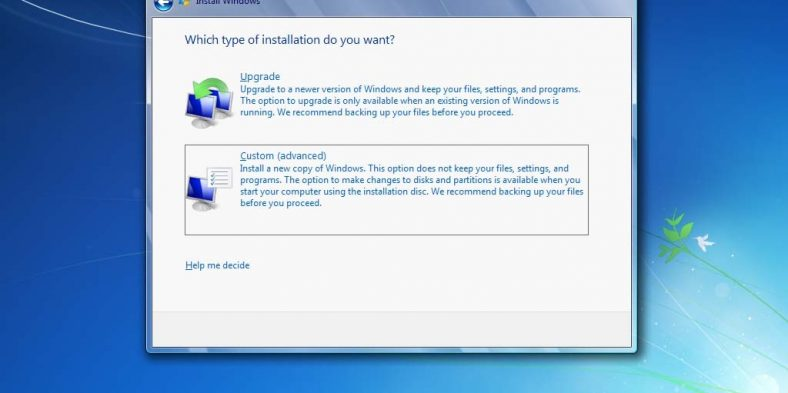 Some Tips to Help You Install Windows 7 on a New Computer