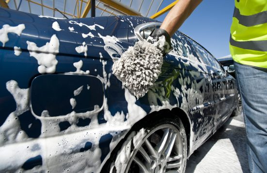 Car Washing and the Ecology