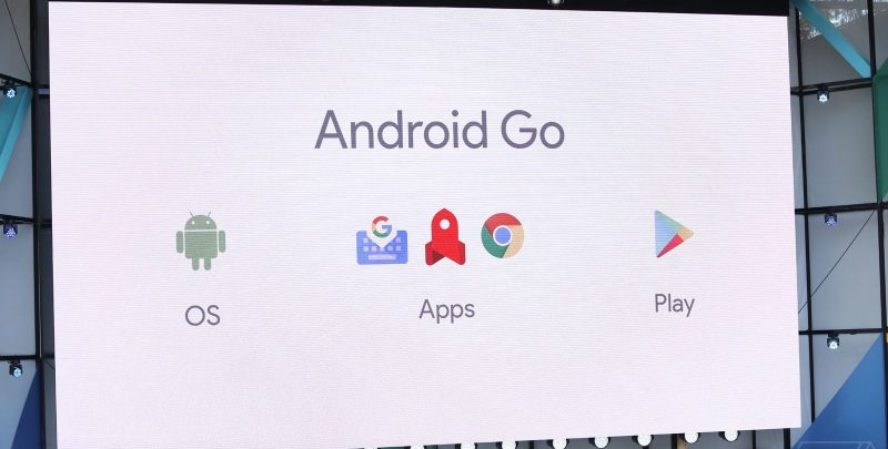Android Go will be launched with Android O